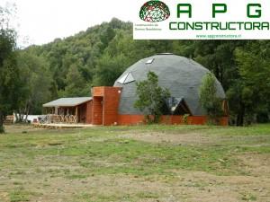 Empresa Especializada en Construcción de Domos Geodésicos
